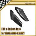 Car-styling Para Mazda Miata MX5 NA MK1 ARS Estilo de Fibra de Carbono Del Parachoques Delantero de Canard En Stock