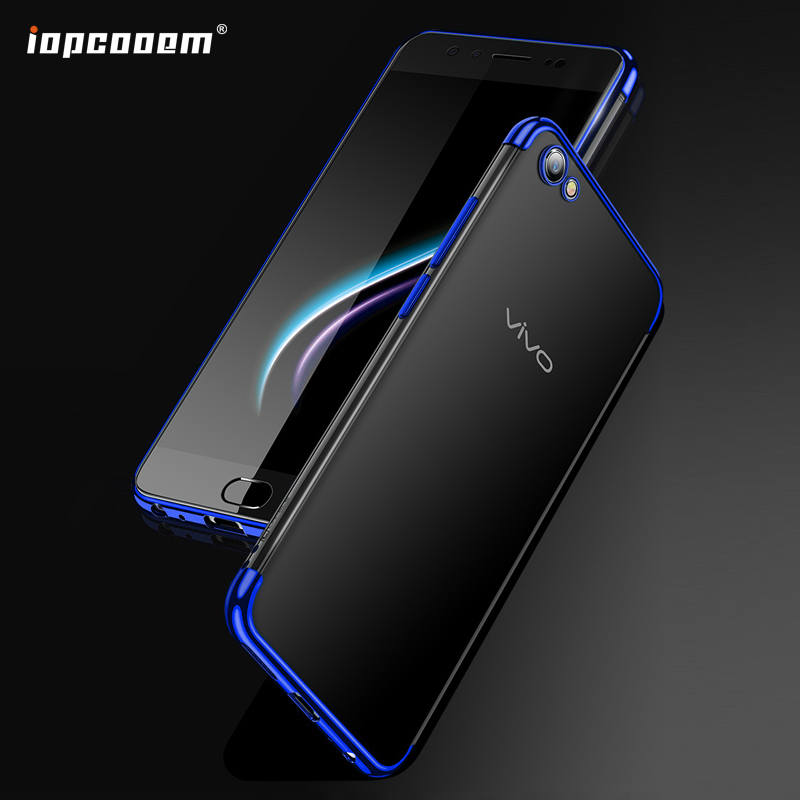 official photos fb993 33bc8 US $1.72 12% OFF Vivo Y71 Case Luxury Ultra thin Soft TPU Back Cover Case  for Vivo Y79 V7 Plus Y66 Y67 Y69 Phone cases Coque Fundas Capa-in ...
