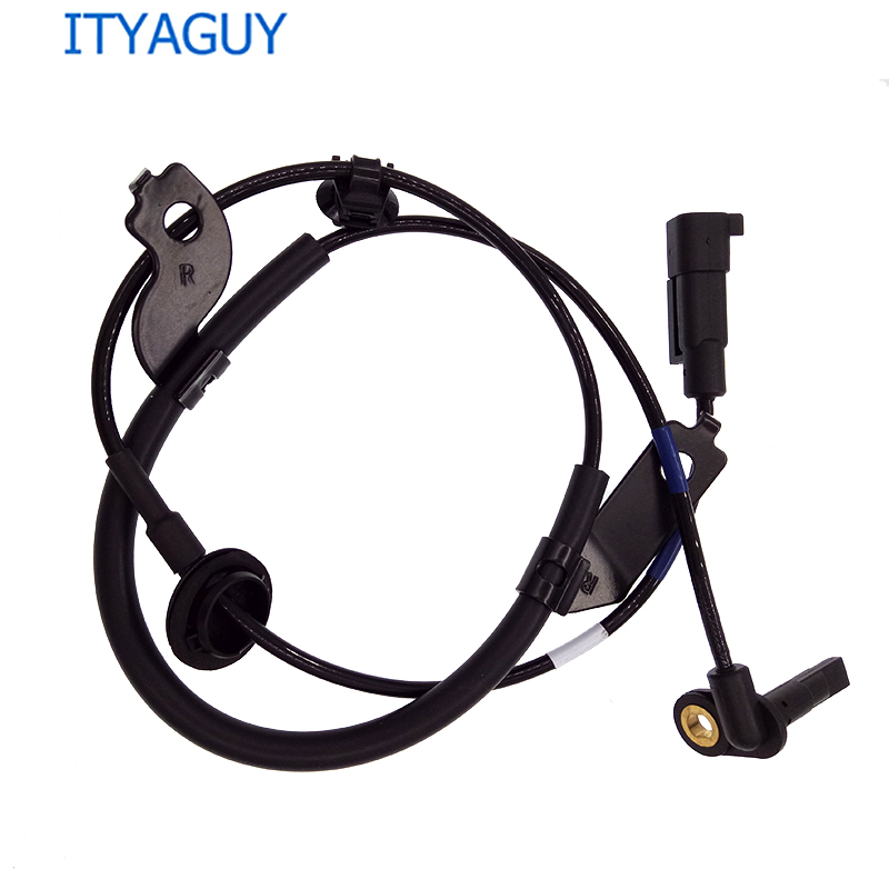 Front Right Abs Wheel Speed Sensor 4670a576 5s11131 For Mitsubishi Outlander Lancer Vii Asx 2006 2007 2008 2009 2010 2011 2012 Bracing Up The Whole System And Strengthening It Automobiles Sensors