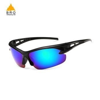Men Women UV400 Sport Sunglasses Cycling Glasses for Bicycles Sports Eyewear MTB Glasses Running Bike Sunglasses Cycling Goggles 1