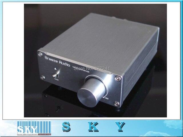 Hifi 2.0 amplificador digital estéreo TPA3116 materiais de versão 50WX2