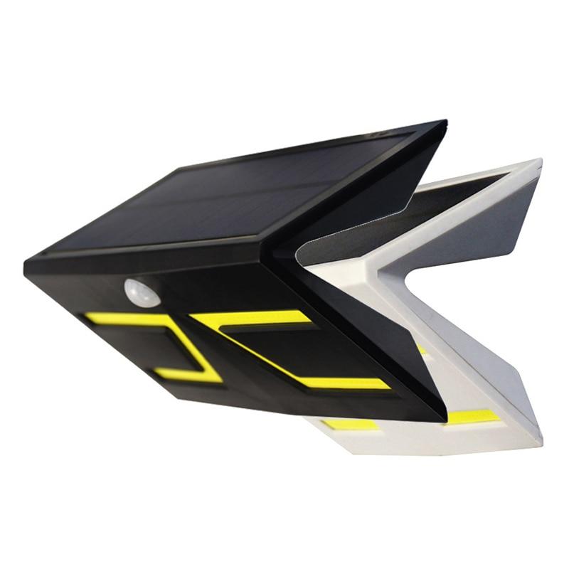 Solar Lights Outdoor COB LED Solar Lamp Motion Sensor Wider Angle Lighting Garden Lights Waterproof Security