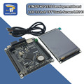 STM32F407VET6 Entwicklung Bord Cortex-M4 STM32 Mindest System Lernen Board ARM Core Board + 3,2 Zoll LCD TFT Mit Touch Screen