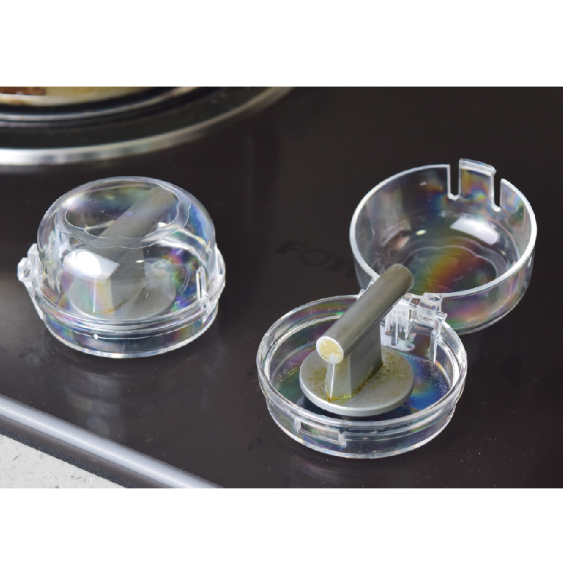 2pcs/lot Infant Child Safety Switch Cover Gas Stove Knob Protective Cover Baby Child Protection Safety Products