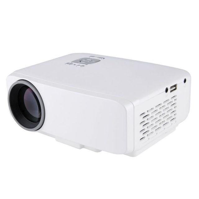Mini LED Projector 1080P Full HD 60W Home Cinema Theater TFT-LCD HDTV  Projector Portable USB/SD/HDMI/VGA Digital Projector