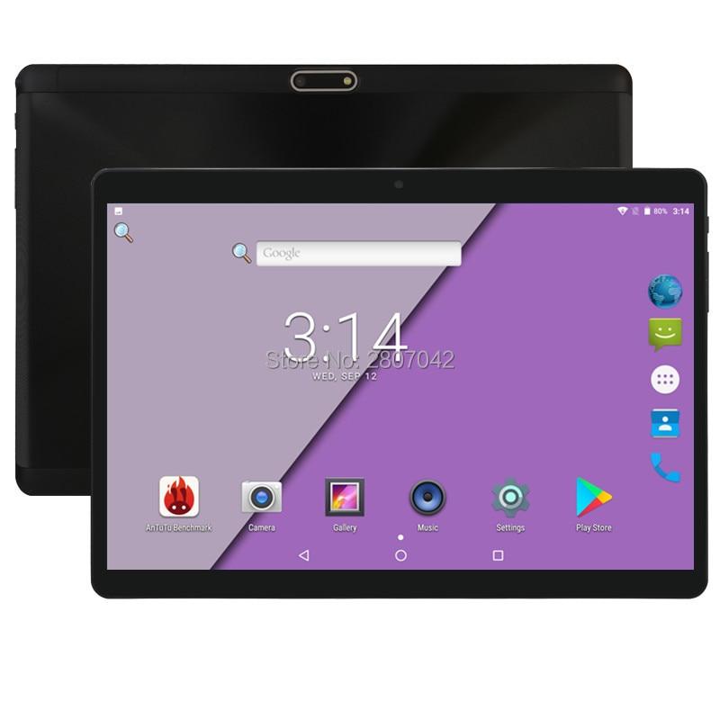 2019 New 10.1 Inch Octa Core 3G Tablet PC 4GB RAM 32GB/64GB ROM 1280*800 Dual Cameras Android 8.0 Tablets 10.1 WIFI Dual SIM