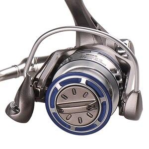 Image 3 - Ryobi Vissen Koning I 1000 8000 Spinning Visserij reel 5.0:1/5.1:1 6 + 1BB Saltwater Karpervissen Reel Carretilhas De Pesca Moulinet