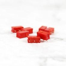 5 шт. Kailh GM кнопочный переключатель мыши микропереключатель для игровой мыши RAZER logitech G700 G502 3Pin