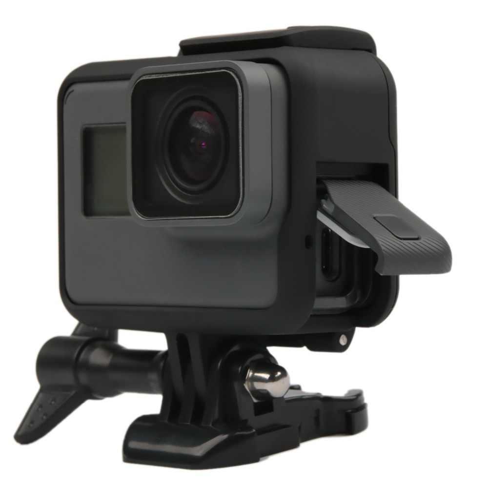 Аксессуары для GoPro Hero 7 6 5 защитная рамка чехол для видеокамеры корпус чехол для GoPro Hero5 6 черная Экшн-камера