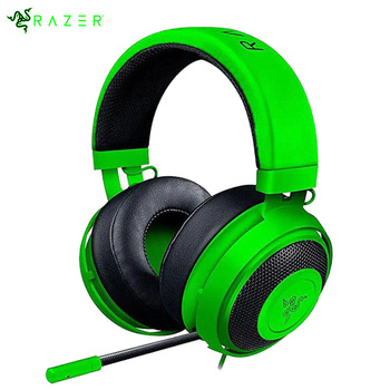 Original Razer Kraken Pro V2 Analog Gaming Earphone Headset Professional eSports Gaming Headset With Microphone For PC Xbox One web page