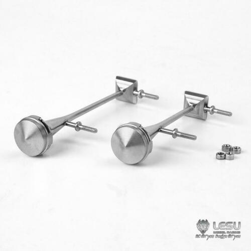 LESU RC Metal Whistle Horn A Set for RC 1 14 DIY Tmy Tractor Truck Car