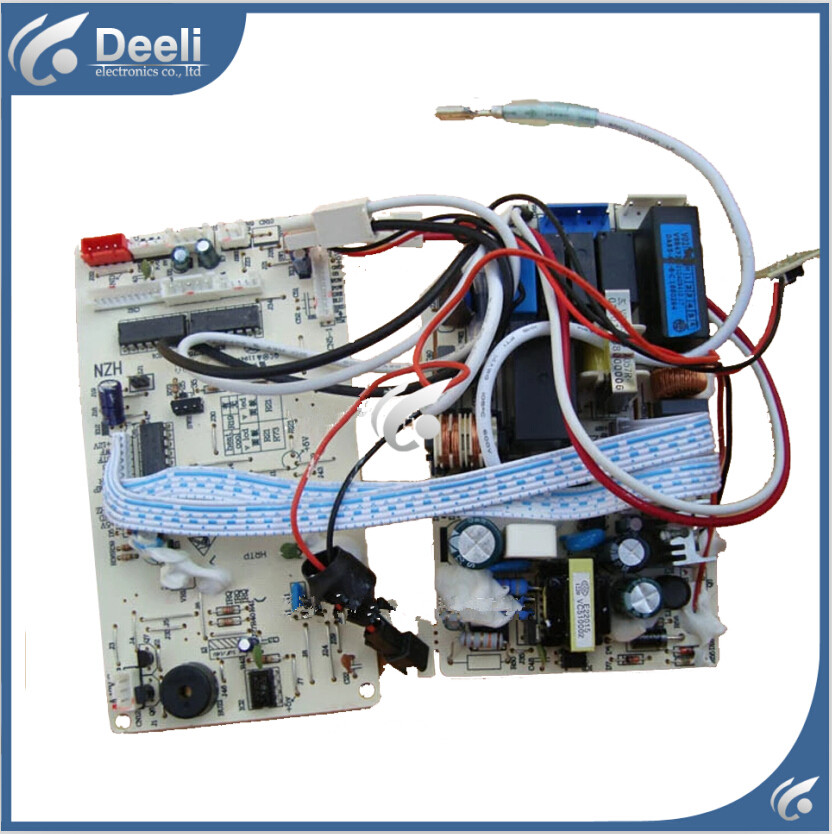98% new good working for Haier Air conditioning computer board KFRD-27GW/VF KFR-32GW/VZXF-S 0010403410 circuit board set 1 set air conditioning used computer board circuit board zgce 3d 3d4 zgae 81 3d good working