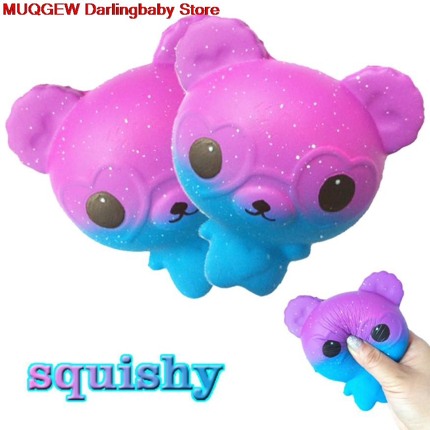 Cartoon Lovely Poo Pumpkin Bear Squeeze Squishy Slow Rising Antistress Fun Funny Gadgets Interesting Toys Kid Gift Decoration High Quality And Inexpensive Welding & Soldering Supplies