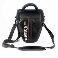 Free Shipping Waterproof Camera Case Bag For Canon DSLR EOS Rebel T2i T3i T4i T5i T3