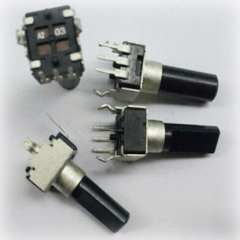 50X potenciometra skaļuma slēdzis Yeasu FT-1807 FT-1907 Total - Sakaru aprīkojums