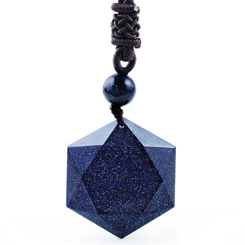 Առաքում բնական քարից կապույտ - Նուրբ զարդեր - Լուսանկար 4