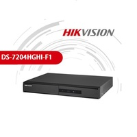 HIKVISION English Version DS 7204HGHI F1 1080P 4CH CCTV XVR for Analog/HDTVI/AHD/IP Camera 1SATA