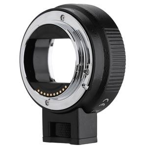 Image 5 - Andoer EF NEXII פוקוס אוטומטי AF עדשת מתאם טבעת אנטי לנער עבור Canon EF EF S עדשה לשימוש עבור Sony NEX E הר מצלמה מלא מסגרת