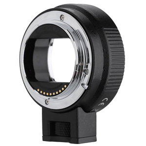 Image 5 - Andoer EF NEXII Auto Focus AF Lens Adapter Ring Anti Shake for Canon EF EF S Lens to use for Sony NEX E Mount Camera Full Frame
