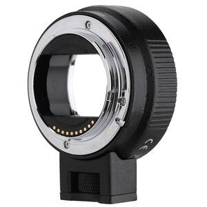 Image 5 - Andoer EF NEXII Auto Focus AF Objektiv Adapter Ring Anti Schütteln für Canon EF EF S Objektiv zu verwenden für Sony NEX E Mount Kamera Volle Rahmen