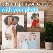 Custom Canvas Prints With Your Photo Personalized to Print Wall Art For Living Room Decoration Painting