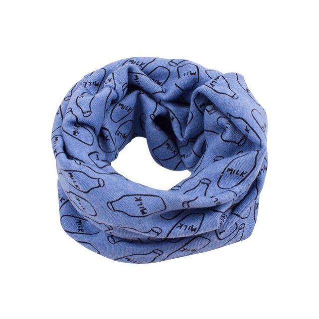 Осень 2017 г. Новое поступление Детский шарф детские нагрудники для маленьких девочек мальчиков Шарфы для женщин уплотнительное кольцо прекрасные дети Воротники ребенка кольцо шарф