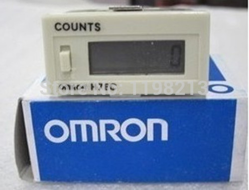 Electronic tired H7EC-6 vending machine digital electronic counter counts when tired Omron without voltag with battery 学前儿童心理与教育120问