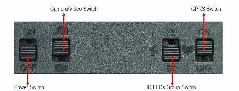Video Camera Control Recording 5