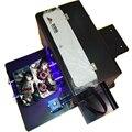 Tamaño A4 de alta calidad LED UV relieve cáscara del teléfono De Inyección De Tinta cáscara del teléfono de la impresora impresora 1 unid Envío por DHL