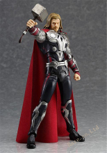 Marvel Hero Avengers Thor Action Figure Figurines Figma Anime Kids Toy Gift