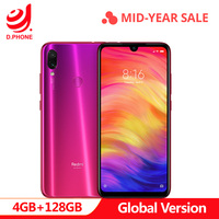 Глобальная версия Xiaomi Redmi Note 7 4 GB 128 GB Snapdragon 660 AIE Octa Core 6,3