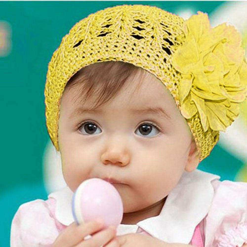 Storagc 2 Piece Baby hat Newborn 0-6 Months Cotton Baby hat Autumn and Winter Newborn Baby Gift Hats Successful
