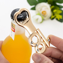 Number 18 Gold Bottle Opener with Rhinestone 18th Birthday Decoration 18th Birthday Gift
