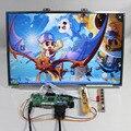 HDMI VGA placa Controladora de Áudio LCD DV M. NT68676 + B170UW01LTN170U1 LP171WU2 LTN170CT05 1920x1200 lcd de 17 polegadas painel