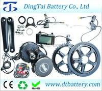 DIY ebikeชุดมอเตอร์BBS01 Bafang/8Fun 36โวลต์250วัตต์กลางไดรฟ์ไฟฟ้าชุดมอ