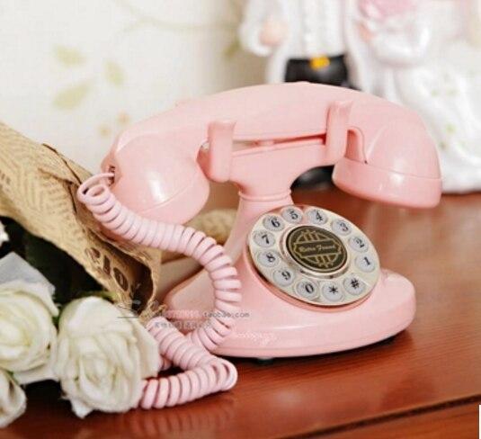 European style Paramount antique telephone american vintage fashion telephone HA1922