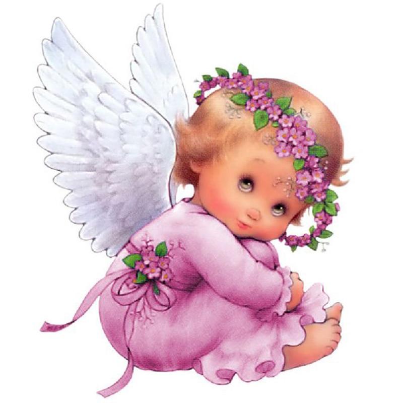 Ангел для малыша открытки