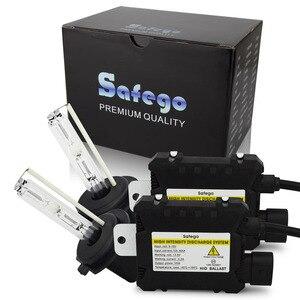 Image 1 - 12V 55W hid xenon kit xenon 55w 4300K 6000K 8000K xenon kit h11 55w for h7 H4 h1 h3 hb4 9006 hb3 9005 d2s d2c  h27 car headlight