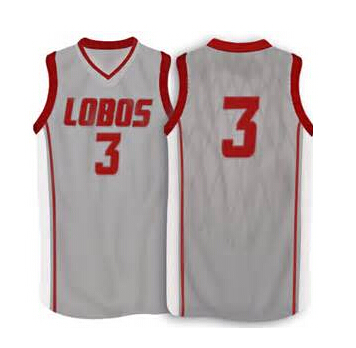 9313582b046 #3 Hugh Greenwood New Mexico Lobos basketball Jersey red,grey,Stitched  Basketball Rev30 Jersey, custom any name,number and sizes