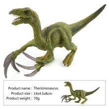 Art Ambachten Gesimuleerde Dinosaurussen Beeldjes Figma Kids Toy Figures Collection Model Educatief Speelgoed Voor Jongens Kinderen FE12d(China)