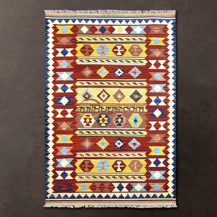 Марокко Восточной средиземноморском стиле ручной тканый Половик/kilim ковер/ковер гостиной журнальный столик gc137-28