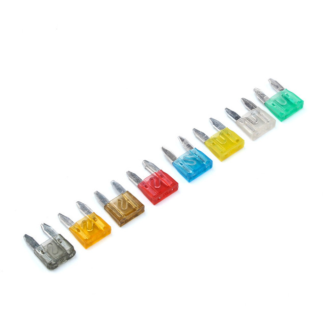 80Pcs Auto Safety Blade Fuses Assortment Kit Standard ATC/ATO Blade Fuse For Car Automotive Boat Truck 2/5/7.5/10/15/20/25/30AMP