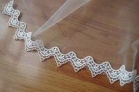 venice lace trim, exquisite lace trim for bridal veil, LT124VE