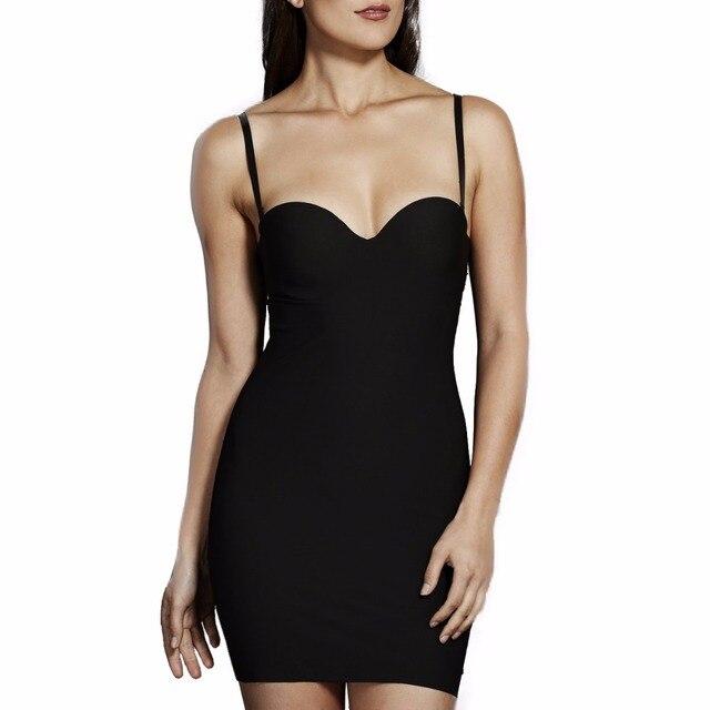 Berlei Esculpir das Mulheres Strapless Bra Contorno Deslizamento Vestido Sexy Suave Seamless Shapewear Deslizamentos Completos Para As Mulheres