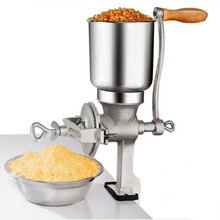 Corn milling machine grain crusher manual maize peanut coffee cocoa beans grinder   ZF