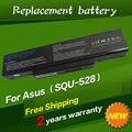 Jigu marca nueva batería del ordenador portátil para lg e500 eb500 ed500 m740bat-6 m660bat-6 m660nbat-6 squ-524 squ-528 squ-529 squ-718 bty-m66