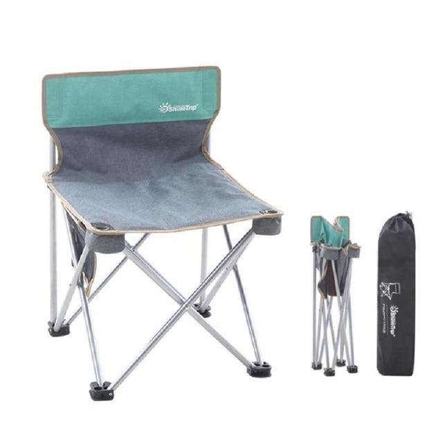 Folding Portable Aluminum Alloy Camping Chair 6