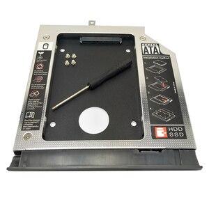 Image 1 - WZSM NEUE SATA 2nd SSD HDD Caddy für Lenovo ideapad 310 310 15 310 15ISK 310 15IKB 310 15ABR 300 300 15ISK Hard festplatte Caddy