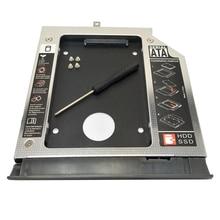 WZSM NIEUWE SATA 2nd SSD HDD Caddy voor Lenovo ideapad 310 310 15 310 15ISK 310 15IKB 310 15ABR 300 300 15ISK Hard schijf Caddy