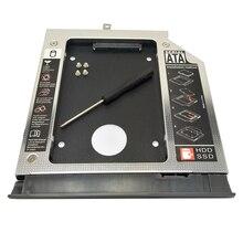 WZSM caddie pour disque dur HDD, SATA, 2e génération, pour Lenovo ideapad 310, 310, 310 15ISK 310 15IKB 310 15ABR 300, 300 15ISK